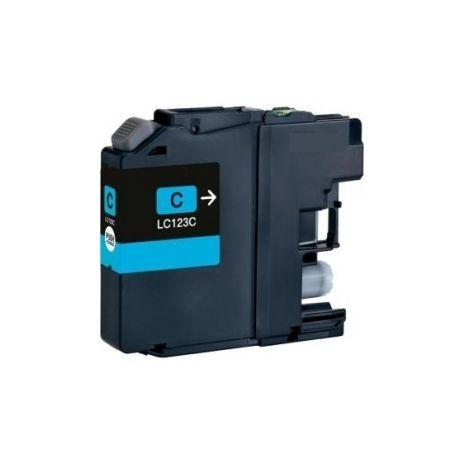 Brother LC123C Cyan Ink Cartridge