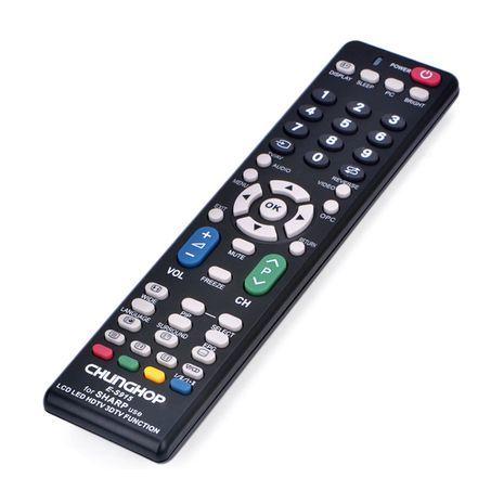 Пульт управления телевизором. Универсальный . Шарп SHARP LCD/LED/Плазма/HDTV/3DTV