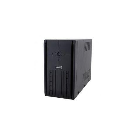 Источник беспребойного питания и стабилизатор напряжения 650VA Semicom