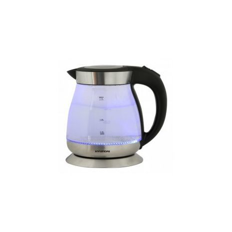 Electric Glass Kettle 1.7 литра.HYUNDAY HYK-1781B