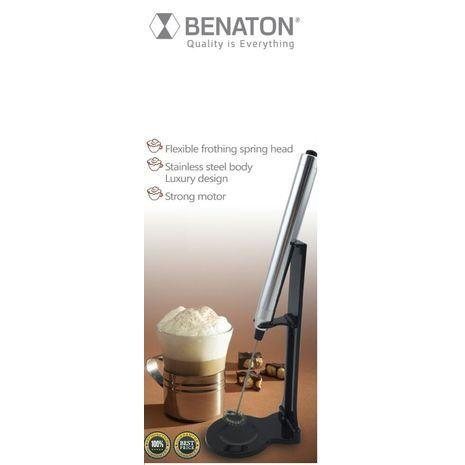 מקציף חלב + סטנד BENATON BT 3434