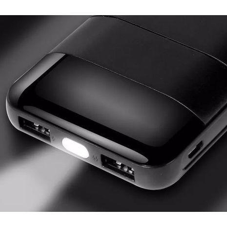 סוללת גיבוי mAh לכל סוג סמארטפון ,פלפון וטאבלט עם חיבורים בקומפלת, לאטנה 2 מכשירים באותו זמן 10000 XO-PB56