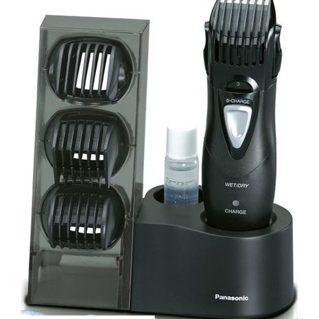 Set for hair care, shaver, hair cutting, care for the beard , body and mustache, trimmer Panasonic ER-CY10-k