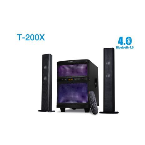 Computer speakers &  Portable Bluetooth Home Audio Sistem  F&D T-200X