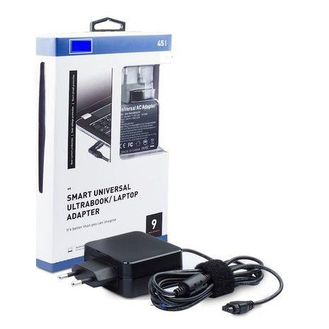 Универсальный блок питания для компьютера - зарядное устройство для компьютера . Автоматическое . Для мини-компьютеров . SAKAL 45W