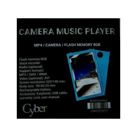DREAMLINER CYBER MP4 Multimedia Player 8Gb . Camera music Player . DREAMLINER CYBER