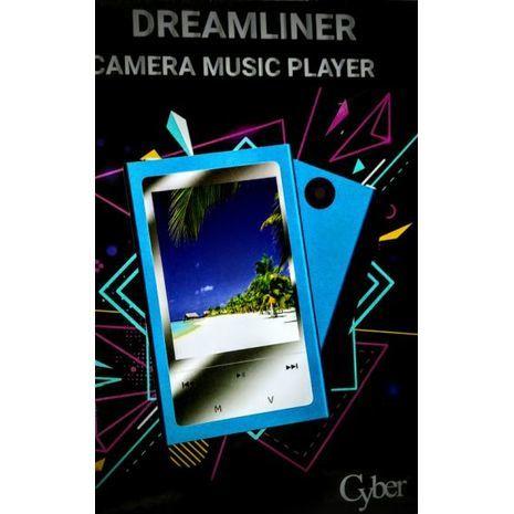 נגן עם צג  DREAMLINER CYBER Multimedia Player 8Gb MP4