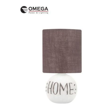 Table lamp OMEGA E-14 HOME