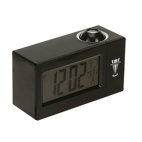 Voice Controlled Projection Clock DS-3605