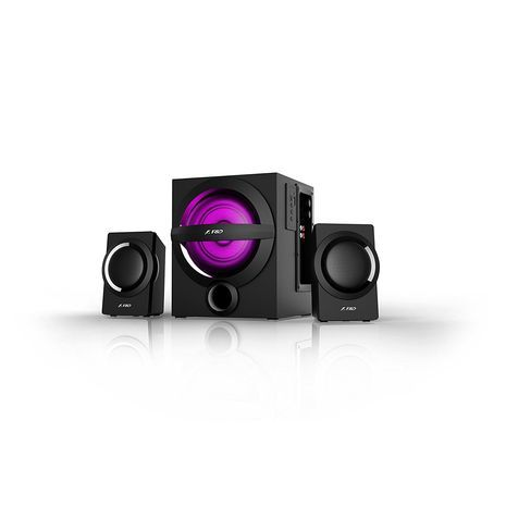 Computer speakers &  Portable Bluetooth Home Audio Sistem  F&D A140 X 2.1