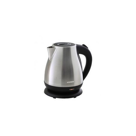 Electric Kettle Stainless Steel 1.7 L HYUNDAI HYK-1782S 2000W