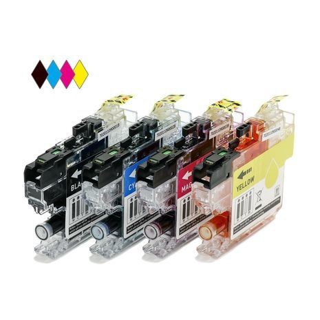 Brother LC 3213 Bk  Set Compitible inkJet cartridges
