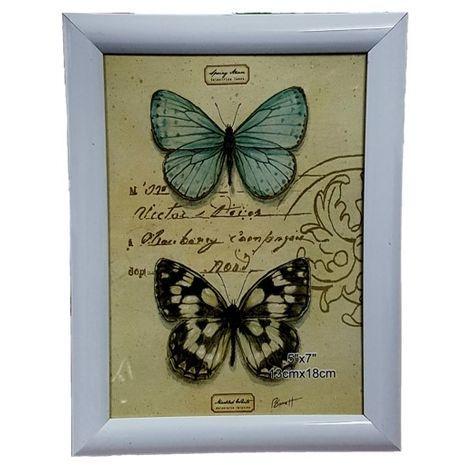 Plastic photo frame 20 * 30 cm