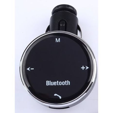 In Car bluetooth FM Modulator- Wireless FM Transmitter