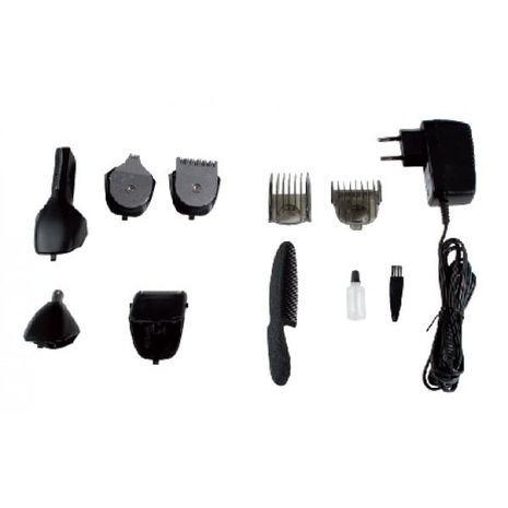סט של טיפוח השיער, מכונת גילוח, חיתוך שיער, טיפול זקן, שפם, גוזם REMIX RL-650