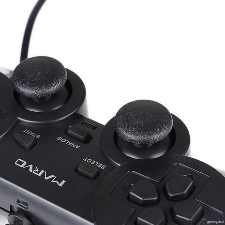 Вибрирующий джойстик для копьютерных игр USB2 GT-006 MARVO