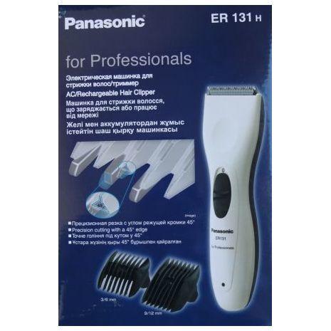 מכונת תיספורת טיטניום , נתנת Panasonic ER 131 H