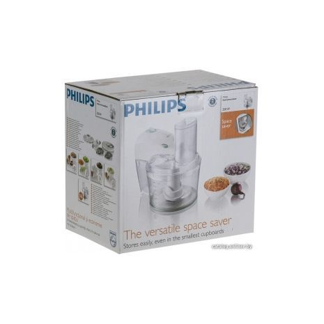 מעבד מזון 350W נפח 2.4 ליטר PHILIPS HR7605/10