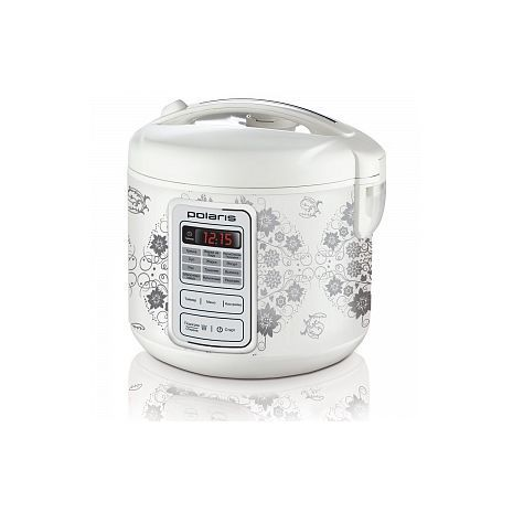 Smart digital electric cooker with pressure for 5 liters (Multi-Cooker) PMC 0508D Floris POLARIS