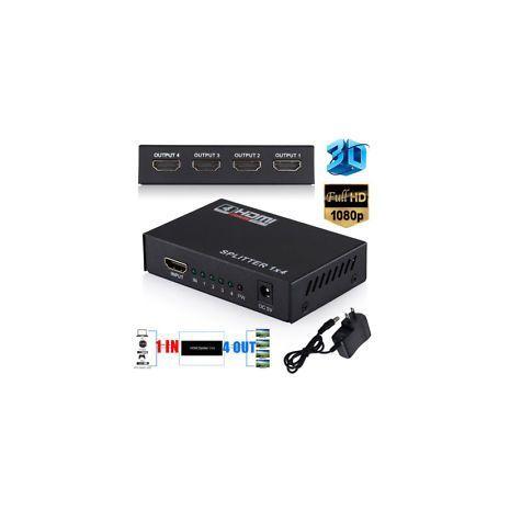 HDMI разветвитель на 2 выхода 3D 4K Full HD 1080 VER 1.4