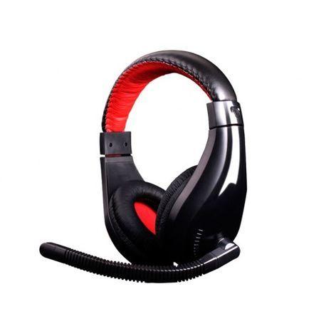 Наушники для компьютера с микрофоном, для геймеров ( игроков) стерео H8320 MARVO - Scorpion Bushmaster HI-Fi