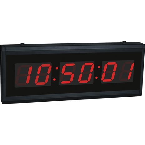 Electric digital alarm clock Big Sakal TL-4819 56.5x22sm