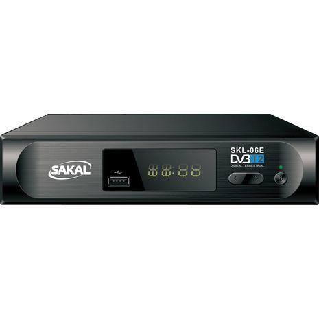 Cable TV Digital TV and Digital Radio DVB-T2 Full HD SAKAL SKL-06 + Powerful Antenna (Price List Price: 69 NIS)!