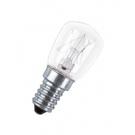 Light bulb for refrigerator 25W E14. 0 - 30 degrees