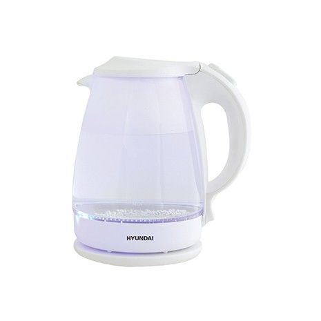 Electric Glass Kettle 1.7 литра.HYUNDAY HYK-1788B