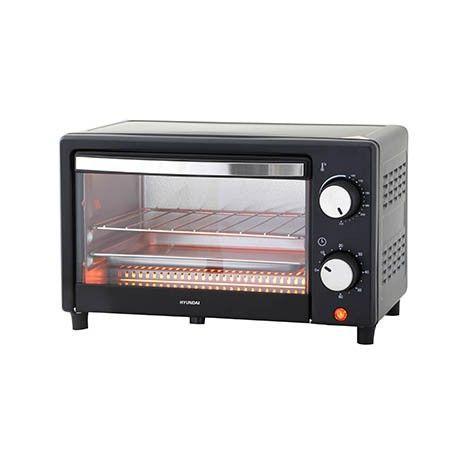 Toaster Oven 9L 650W HYUNDAI HATO-90B