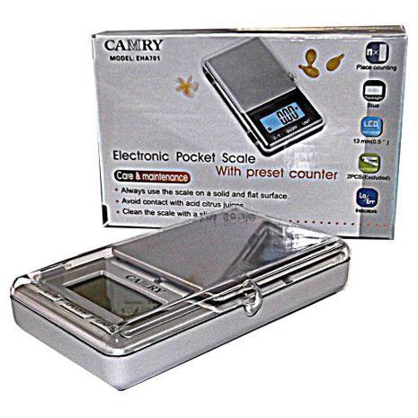משקל מקצועי חכם ומשוחלל אלקטרוני 0.02-200 גרם לתכשיטים ועד CAMRY