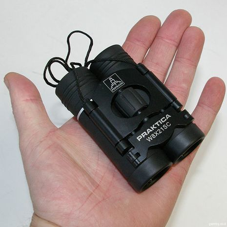 Binoculars Praktica  8x21