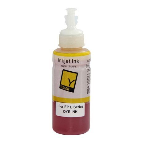 Compatible T66644 Yellow Ink Bottle for Epson Printer