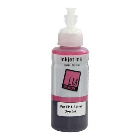 Compatible T6736 Magenta Light Ink Bottle for Epson Printer
