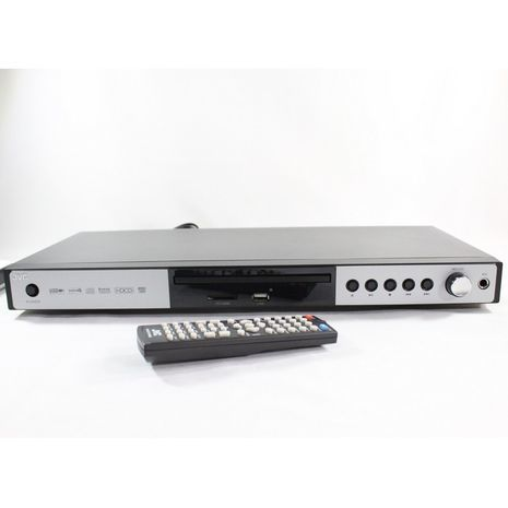 Professional and Karaoke DVD Player HDTV. VCD/CD/MP3/MP4/JPEG/DIVX/HDCD/USB/HDMI JVC XV-Y430B