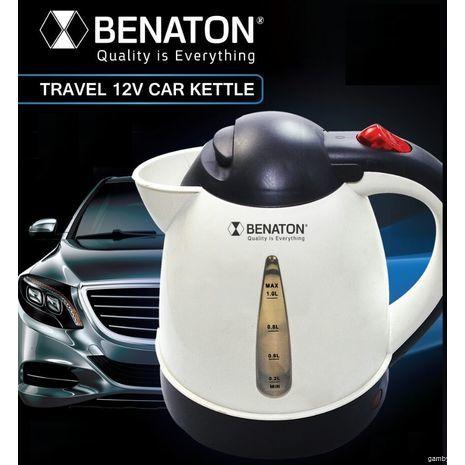 Электрический чайник для автомобиля 1 литр  BENATON BT4612