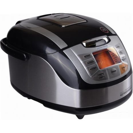 Smart digital electric cooker with pressure for 5 liters (Multi-Cooker) REDMOND RMC-M70