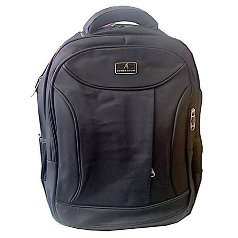 Luxury backpack with laptop space up to 15.6 inches Power Show
