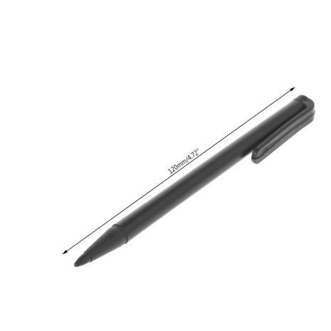 Stylus for writing pen with hard tip for POS tablets